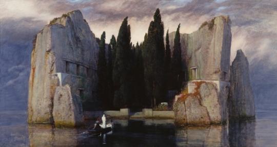 Isle of the Dead (III) – Arnold Böcklin (1883)