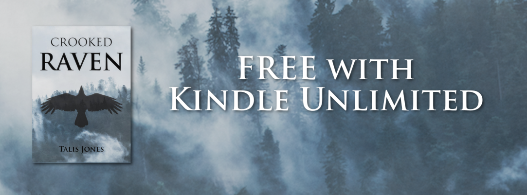 Crooked Raven promo banner_free with KU