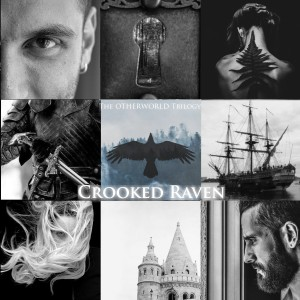 Crooked Raven collage