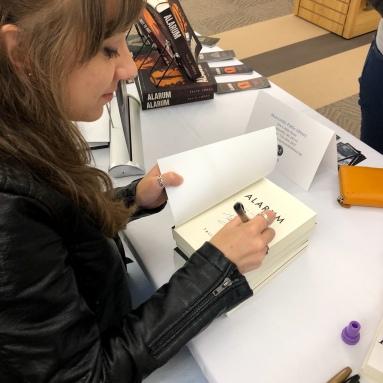 Talis Jones_NC Local Author Event 2019