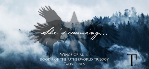 She's coming_Wings of Ruin