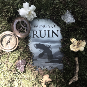 Wings of Ruin cover reveal IG